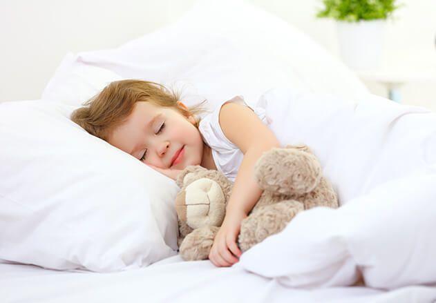 Сон - архиважен для деток