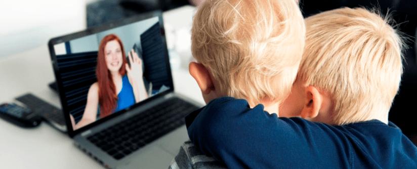 Работа детских садов удаленно